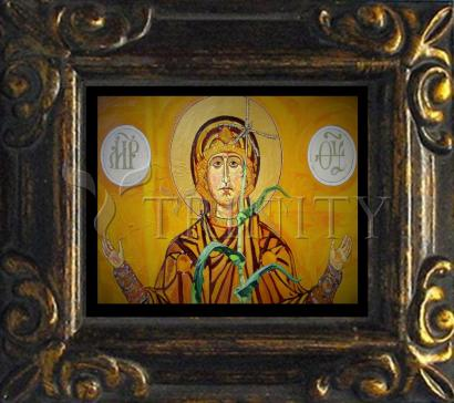 Mini Magnet Frame - Our Lady of the Harvest by L. Williams