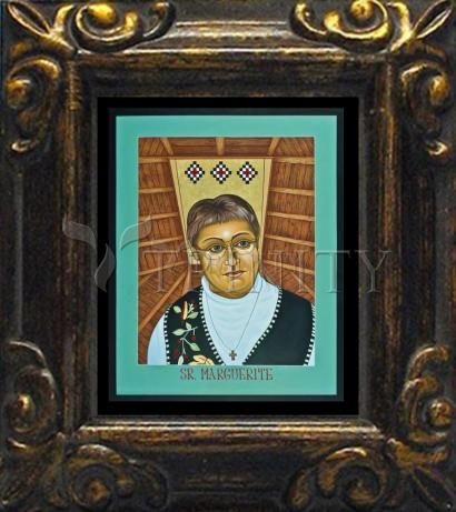 Mini Magnet Frame - Sr. Marguerite Bartz by L. Williams