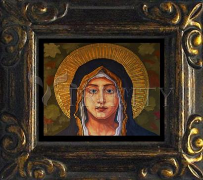 Mini Magnet Frame - Annunciation by L. Williams