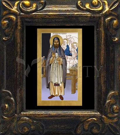 Mini Magnet Frame - St. Andrei Rublev by L. Williams