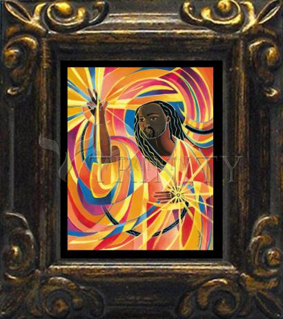 Mini Magnet Frame - Lord of the Dance by M. McGrath