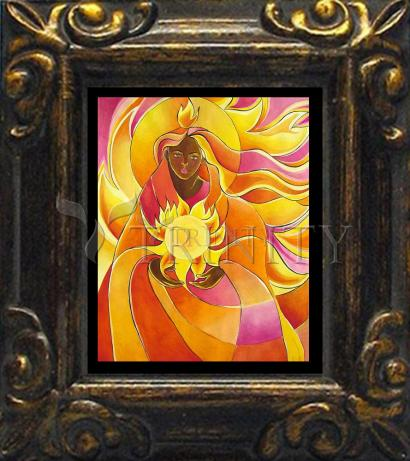 Mini Magnet Frame - Mary, Our Lady of Light by M. McGrath