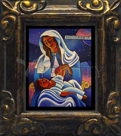 Mini Magnet Frame - Our Lady of the Divine Providence by M. McGrath