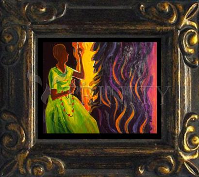 Mini Magnet Frame - Sr. Thea Bowman: Precious Lord by M. McGrath