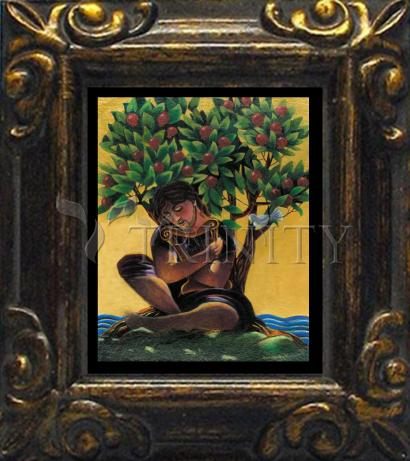 Mini Magnet Frame - Son of David by M. McGrath