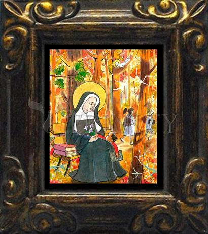 Mini Magnet Frame - St. Mother Théodore Guérin by M. McGrath