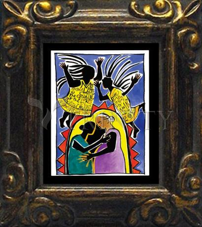 Mini Magnet Frame - Visitation by M. McGrath