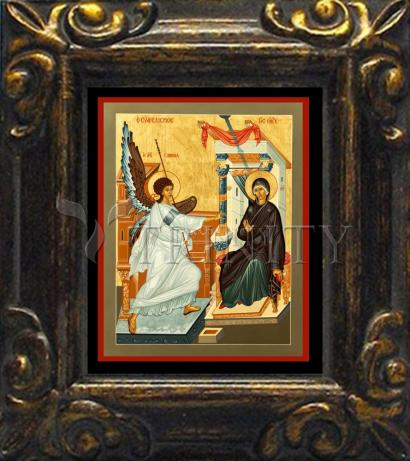 Mini Magnet Frame - Annunciation by R. Lentz