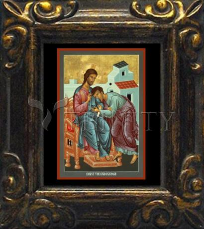 Mini Magnet Frame - Christ the Bridegroom by R. Lentz
