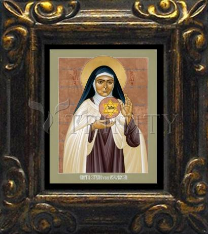 Mini Magnet Frame - St. Edith Stein of Auschwitz by R. Lentz