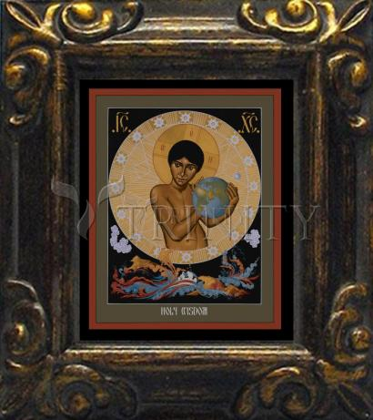 Mini Magnet Frame - Holy Wisdom by R. Lentz