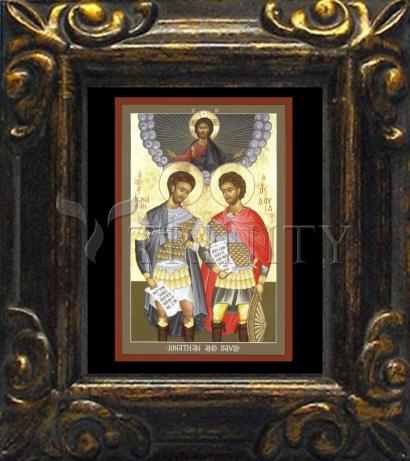 Mini Magnet Frame - Jonathan and David by R. Lentz