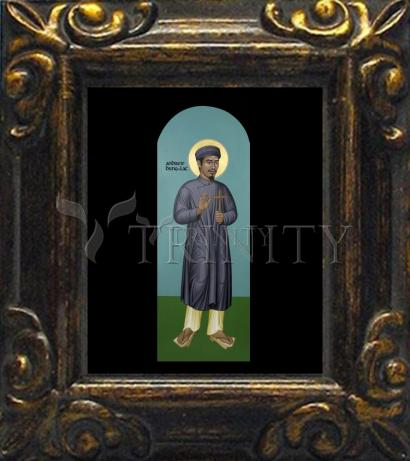 Mini Magnet Frame - St. Andrew Dung-Lac by R. Lentz