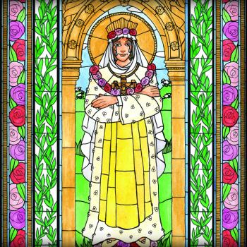 Our Lady of La Salette by B. Nippert