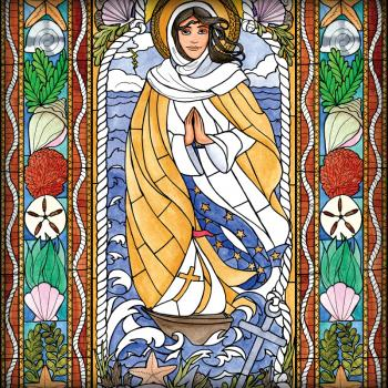 Our Lady Star of the Sea by Brenda Nippert