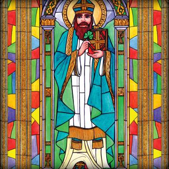 St. Patrick by B. Nippert