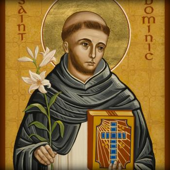 St. Dominic by Joan Cole