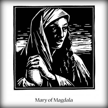 St. Mary Magdalene by Julie Lonneman