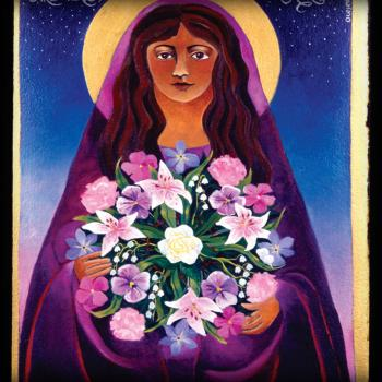 St. Mary Magdalene  by Br. Mickey McGrath, OSFS