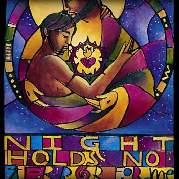 Night Holds No Terror by Br. Mickey McGrath, OSFS