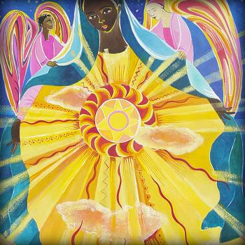 Mary, Queen of the Universe by Br. Mickey McGrath, OSFS