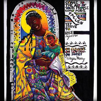 Salumu Maria 'Hail Mary' in Swahili by Br. Mickey McGrath, OSFS