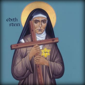 St. Edith Stein by Br. Robert Lentz, OFM