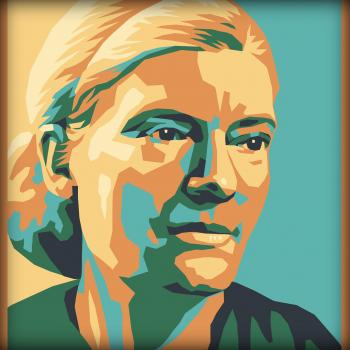 Dorothy Day, 1938, by Julie Lonneman