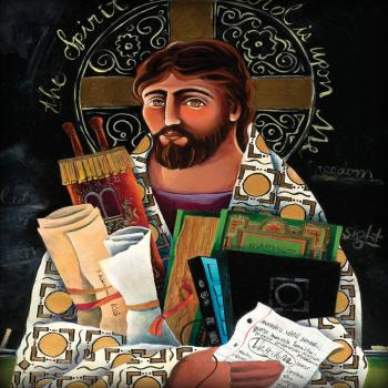 Christ the Teacher, by Br. Mickey McGrath, OSFS