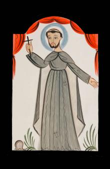St. Francis of Assisi by Br. Arturo Olivas, OFS