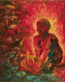 Tending The Fire by Fr. Bob Gilroy, SJ
