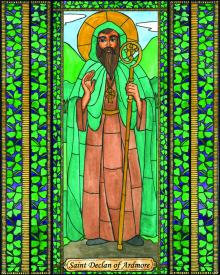 St. Declan of Ardmore by Brenda Nippert