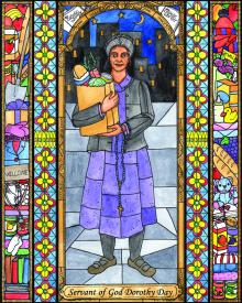 Dorothy Day, Servant of God by Brenda Nippert