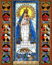 Our Lady of Caridad del Cobra by Brenda Nippert
