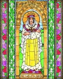 Our Lady of La Salette by Brenda Nippert