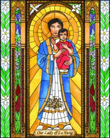 Our Lady of La Vang by Brenda Nippert