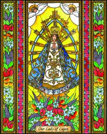 Our Lady of Lujan by Brenda Nippert