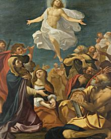 Ascension of Christ - Museum Religious Art Classics