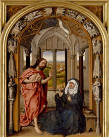 Christ Appearing to His Mother - Museum Religious Art Classics