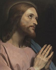 Head of Christ - Museum Religious Art Classics
