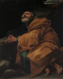 Tears of St. Peter - Museum Religious Art Classics