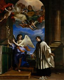 Vocation of St. Aloysius Gonzaga - Museum Religious Art Classics