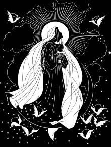 The Assumption into Heaven   by Dan Paulos