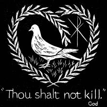 Thou Shalt Not Kill by Dan Paulos