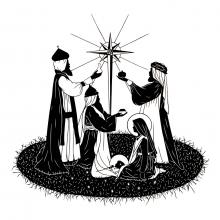We Three Kings by Dan Paulos