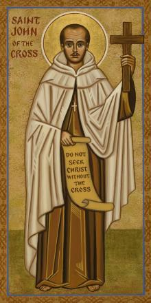 St. John of the Cross by Joan Cole