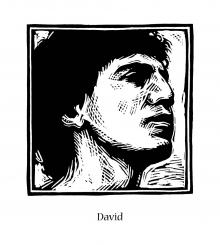 David by Julie Lonneman