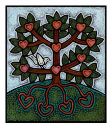 Family Tree by Julie Lonneman