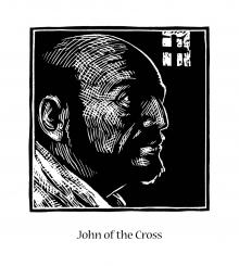 St. John of the Cross by Julie Lonneman