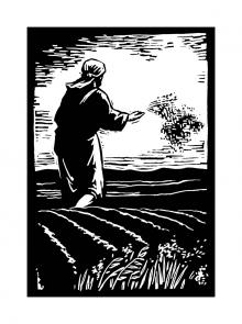The Sower by Julie Lonneman